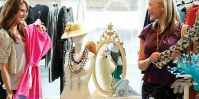 Shopping vestimentaire