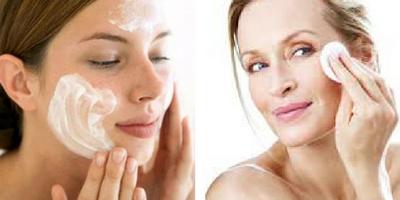 Nettoyer le visage
