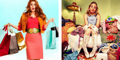 Photos : L'accro du shopping & Mon armoire déborde