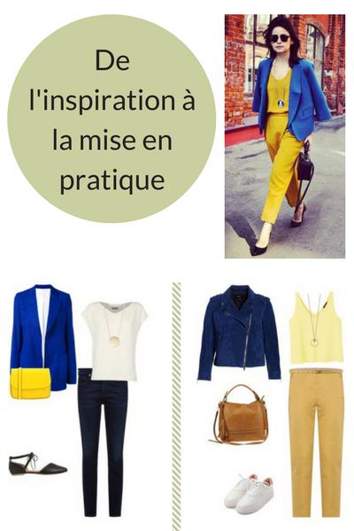 améliorer son style, inspiration de style