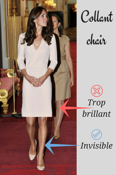 collant chair fashion faux pas ?