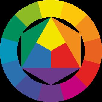 cercle chromatique, colorimétrie femme