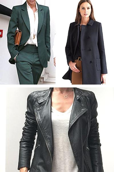Vestes et manteaux pour épaules fines