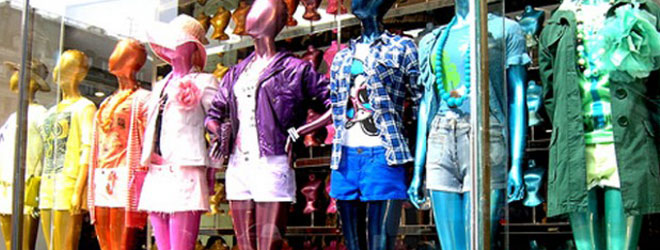 Fast fashion-vêtements jetables