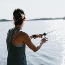 Coaching en image, apprendre à pêcher