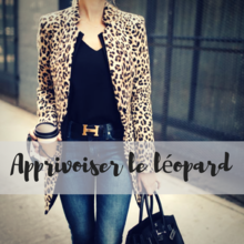 comment porter l'imprimé léopard