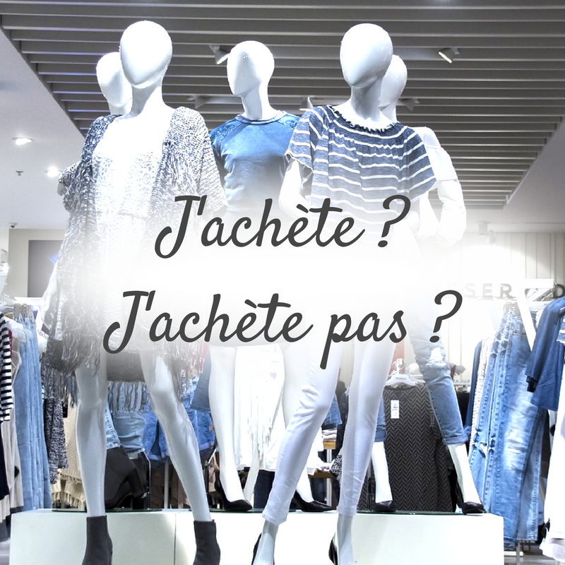 les questions à se poser en shopping