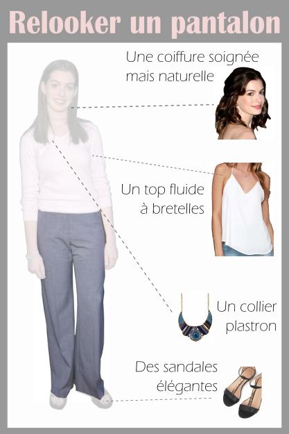 comment relooker une tenue basique