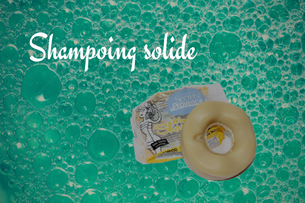 shampoing solide, routine cheveux naturel